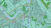 藤代宿ポタリング-1_map