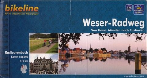 Weser map
