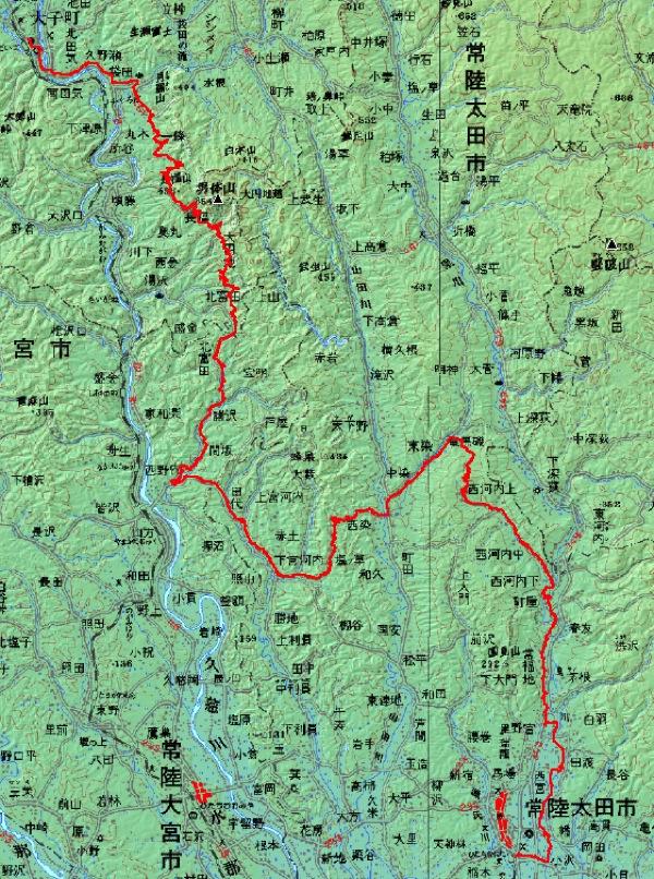 2013Tokiwaji map