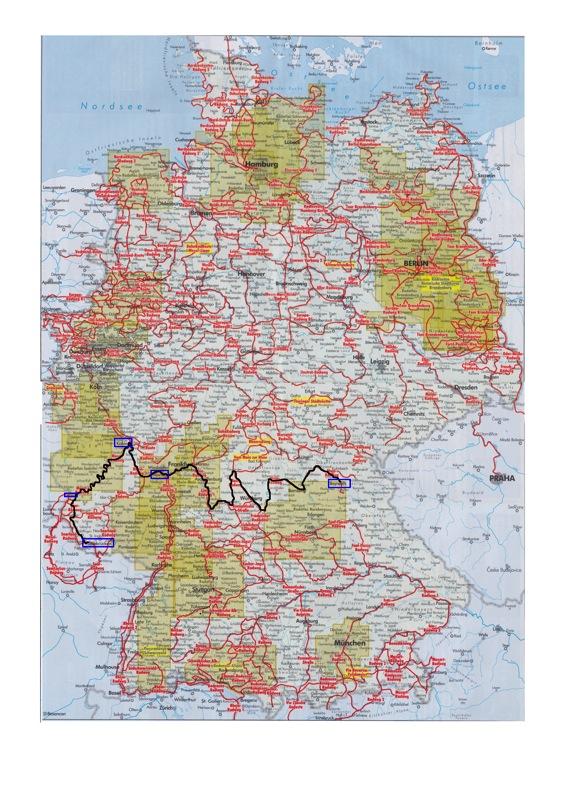 2014ドイツ自転車旅行