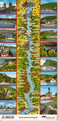 Rhein Fahrplan