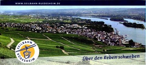Seilbahn Ruedesheim