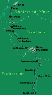 Saarradweg 1