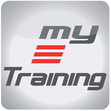 My E training app indoor training